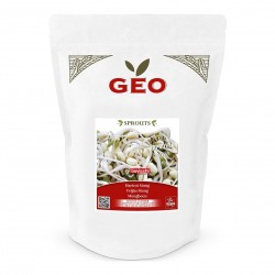 Photo Haricot Mungo - Graines à germer bio - 700g Geo