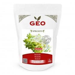 Photo Moutarde - Graines à germer bio - 300g Geo