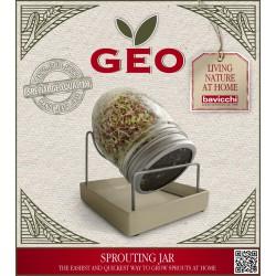 Photo Pot de germination pour graines à germer Geo