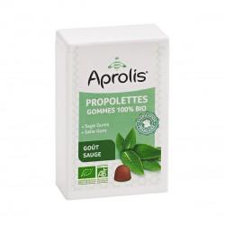 Photo Propolettes Sauge 50g Bio Aprolis
