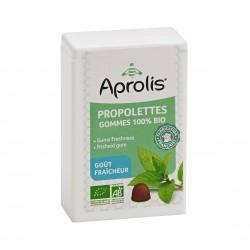 Photo Propolettes Fraîcheur 50g Bio Aprolis