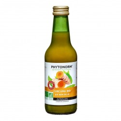 Photo Jus de Curcuma 250ml Bio Phytonorm