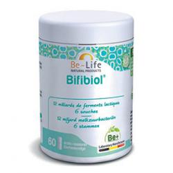 Photo Bifibiol Vital 60 gélules Be-Life