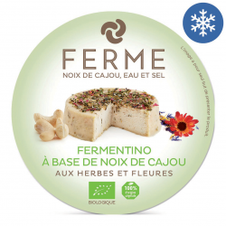 Photo Fermentino herbes et fleurs 90g Bio Ferme