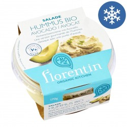 Photo Hummus Avocat 170g Bio Florentin