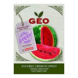 Photo Semences pour pastèque Crimson Sweet Bio 2.5g Geo