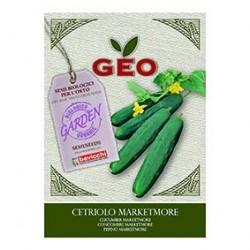 Photo Semences pour Concombre Marketmore Bio 4g Geo