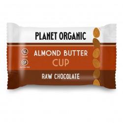 Photo Cup Beurre d'Amandes 25g Bio Planet Organic
