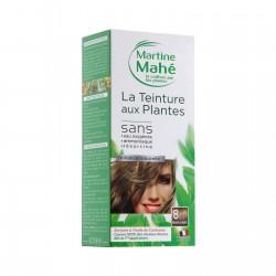 Photo Teinture n°8 Blond Cendré 125ml Martine Mahé