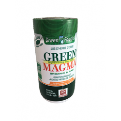 Photo Green Magma en Poudre 80g Celnat