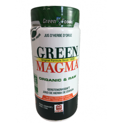 Photo Green Magma en Poudre 150g Celnat