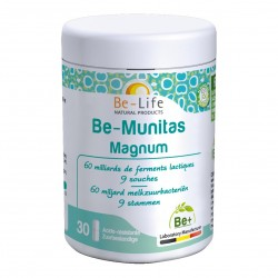 Photo Be-Munitas Magnum 30 gélules Be-Life