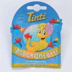 Photo Confettis pour le Bain Tinti