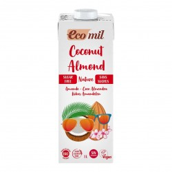 Photo Lait Coco-Amandes Nature 1L Bio Ecomil