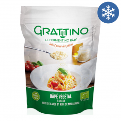 Photo Grattino (Râpé végétal) 75g Bio Grattino