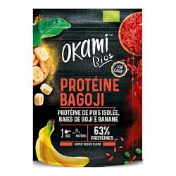 Photo Protéine de Pois BAGOJI Bio 500g Okami