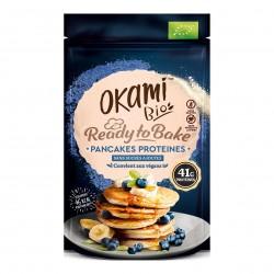 Photo Mélange pour Pancakes Protéinés Bio 125g Okami