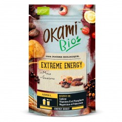 Photo Mélange Extrême Energy Bio 200g Okami