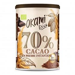 Photo Cacao 70% Bio 250g Okami