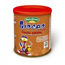 Photo Boisson instantanée au cacao 50 % Cacao 400g Bio Naturgreen
