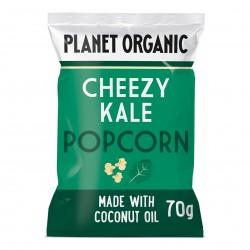 Photo Popcorn Kale 70g Bio Planet Organic