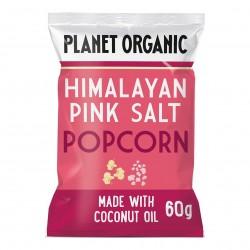 Photo Popcorn au Sel de l'Himalaya 60g Bio Planet Organic