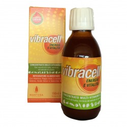 Photo Vibracell Concentré Multivitaminé 150ml Martera