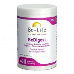 Photo BeDigest 60 gélules Be-Life