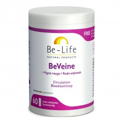 Photo BeVeine 60 gélules Be-Life