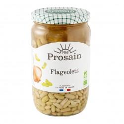 Photo Flageolets préparés 72cl bio Prosain