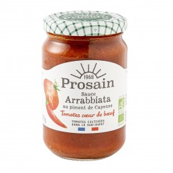 Photo Sauce arrabiata 295g bio Prosain