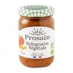 Photo Sauce bolognaise 100% végétale 190g bio Prosain
