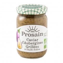 Photo Caviar d'aubergines grillées 200g bio Prosain