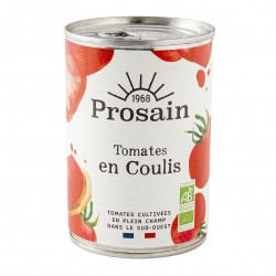 Photo Coulis de tomates 410 gr bio Prosain