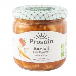 Photo Raviolis aux légumes 365g bio Prosain