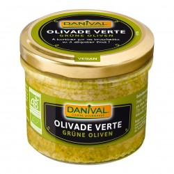 Photo Olivade Verte 100g Bio Danival