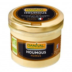 Photo Houmous 100g Bio Danival