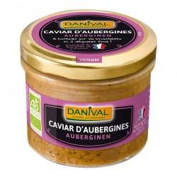 Photo Caviar d'aubergines 100g Bio Danival