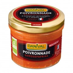 Photo Poivronnade 100g bio Danival