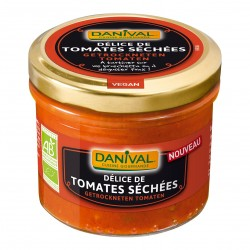 Photo Délice de tomates séchées 100g bio Danival