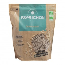 Photo Granosson 375g Bio Favrichon