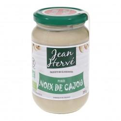 Photo Purée de noix de cajou 350g bio Jean Hervé