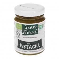 Photo Purée de pistache 100g bio Jean Hervé