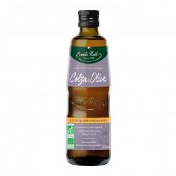 Photo Huile de colza/olive 0.5l bio Emile Noël