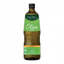 Photo Huile d'olive vierge extra fruité 1l bio Emile Noël