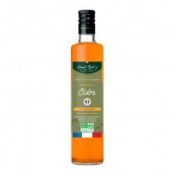 Photo Vinaigre de cidre de pommes 0.5l bio Emile Noël