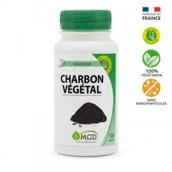 Photo Charbon végétal 120 gél. MGD