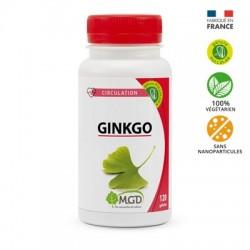 Photo Ginkgo biloba 120 gél. MGD