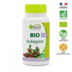 Photo Aubépine 90 gél. bio MGD