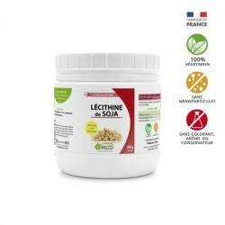 Photo Lécithine de soja 97% granules 200g MGD